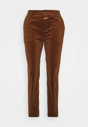 JACK - Pantalones chinos - antique wood