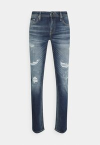 Antony Morato - OZZY TAPERED FIT IN COMFORT  - Jeans Tapered Fit - blu denim - 0