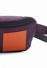 Paul Smith - WAIST BAG - Ledvinka - purple - 3
