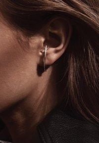No More - RADIUS  - Earrings - silver - 0