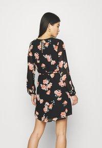 Anna Field - Day dress - black/pink - 2