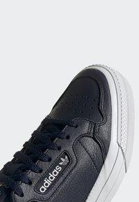 adidas Originals - CONTINENTAL VULC SHOES - Sneakers - blue - 8