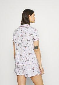 Women Secret - ALLOVER - Pyjamas - grey - 2
