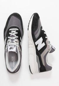New Balance - 997 H UNISEX - Zapatillas - black/grey - 1