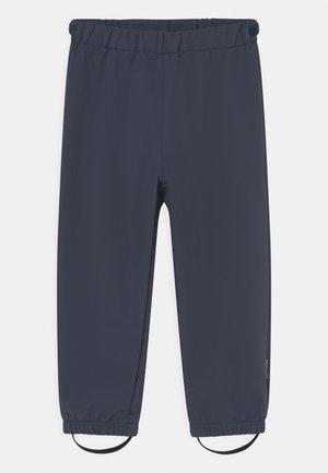 AIAN PANTS UNISEX - Rain trousers - blue nights