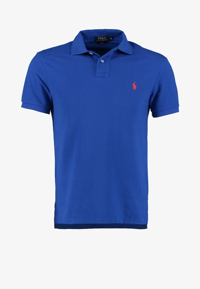 SLIM FIT MODEL - Polo - new sapphire