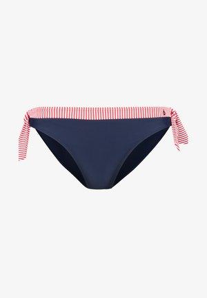 BOW - Bikini bottoms - navy