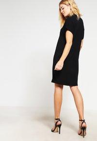 mbyM - LINEA - Jersey dress - black - 2