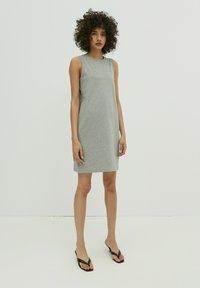 EDITED - MAREE - Day dress - graumeliert - 1