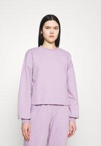 Vero Moda - VMCARMEN - Sweatshirt - lavendula melange - 0