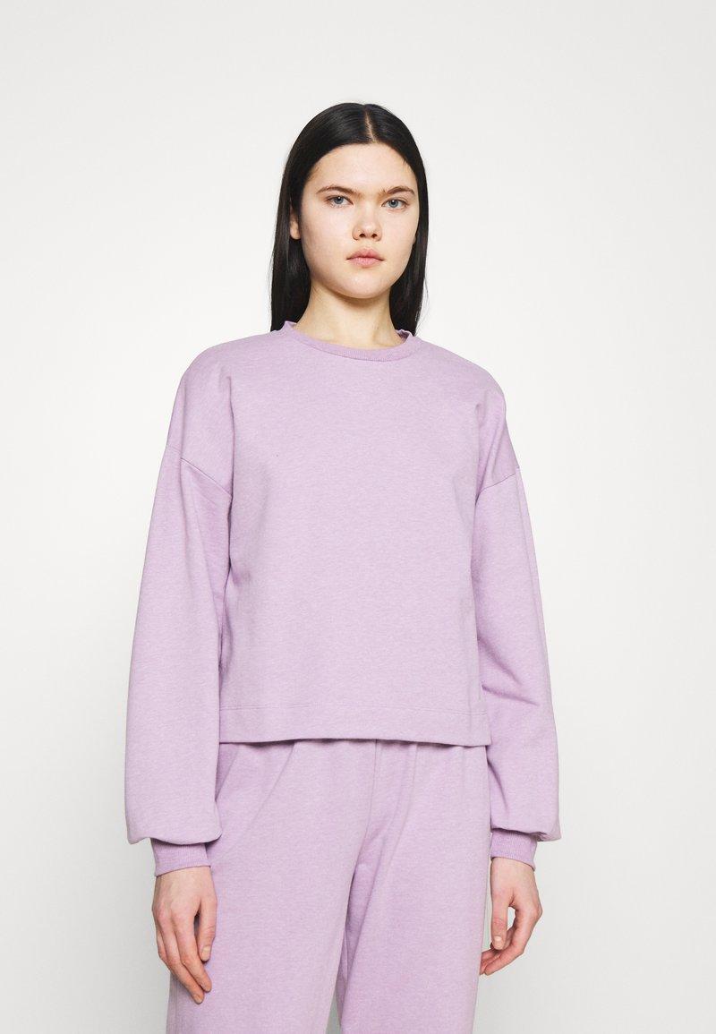Vero Moda - VMCARMEN - Sweatshirt - lavendula melange