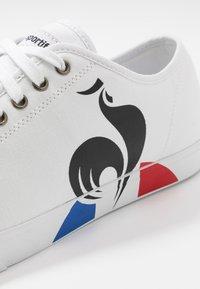 le coq sportif - VERDON BOLD - Zapatillas - optical white - 5