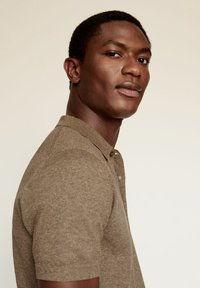 Mango - ANDREW - Polo shirt - koper - 3