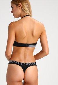 Calvin Klein Underwear - Sujetador sin tirantes/multiescote - black - 4