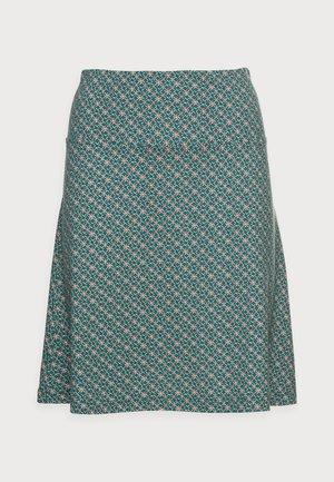 BORDER TOULON - A-snit nederdel/ A-formede nederdele - ponderosa green