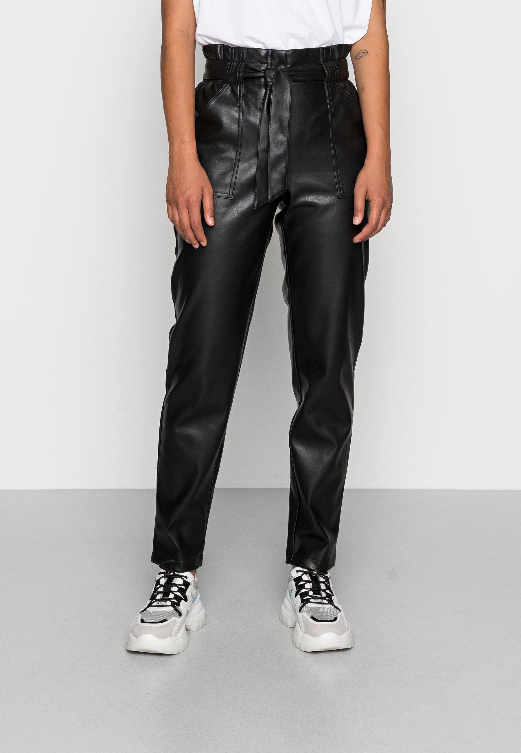 Women ONLDIONNE  FAUX  PANT - Trousers