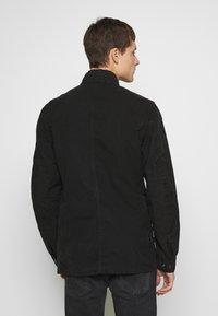 Barbour International - COLOURED DUKE CASUAL - Summer jacket - black - 2