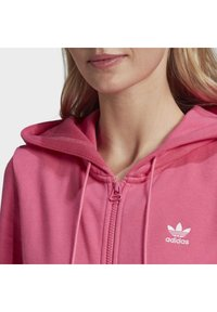 adidas Originals - TREFOIL SPORTS INSPIRED SLIM TRACK TOP - Zip-up hoodie - pink - 4