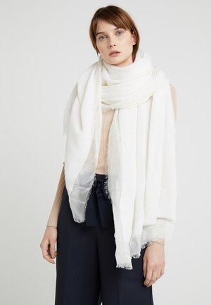 SCARF BIG - Écharpe - pristine white