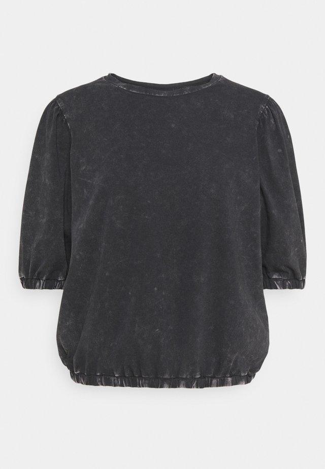 NMSIA  - T-shirt print - obsidian