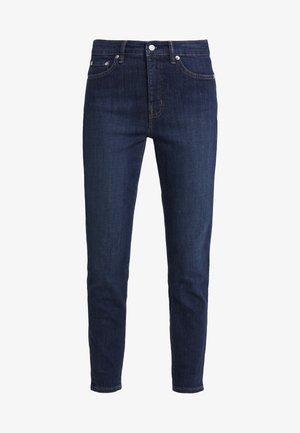 Jeans Skinny Fit - dark worn wash