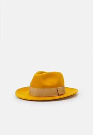 Hat - mustard