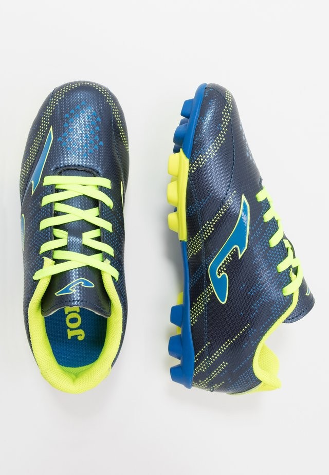 CHAMPION - Moulded stud football boots - blue