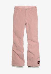 O'Neill - CHARM SLIM PANTS - Snow pants - bridal rose - 3