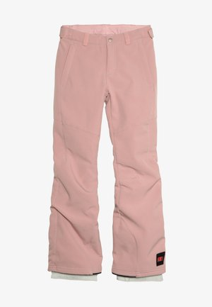 CHARM SLIM PANTS - Pantaloni da neve - bridal rose