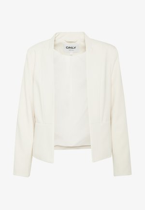 ONLRICKS PRETTY - Blazer - whitecap gray