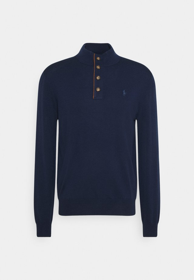 LONG SLEEVE - Maglione - french navy