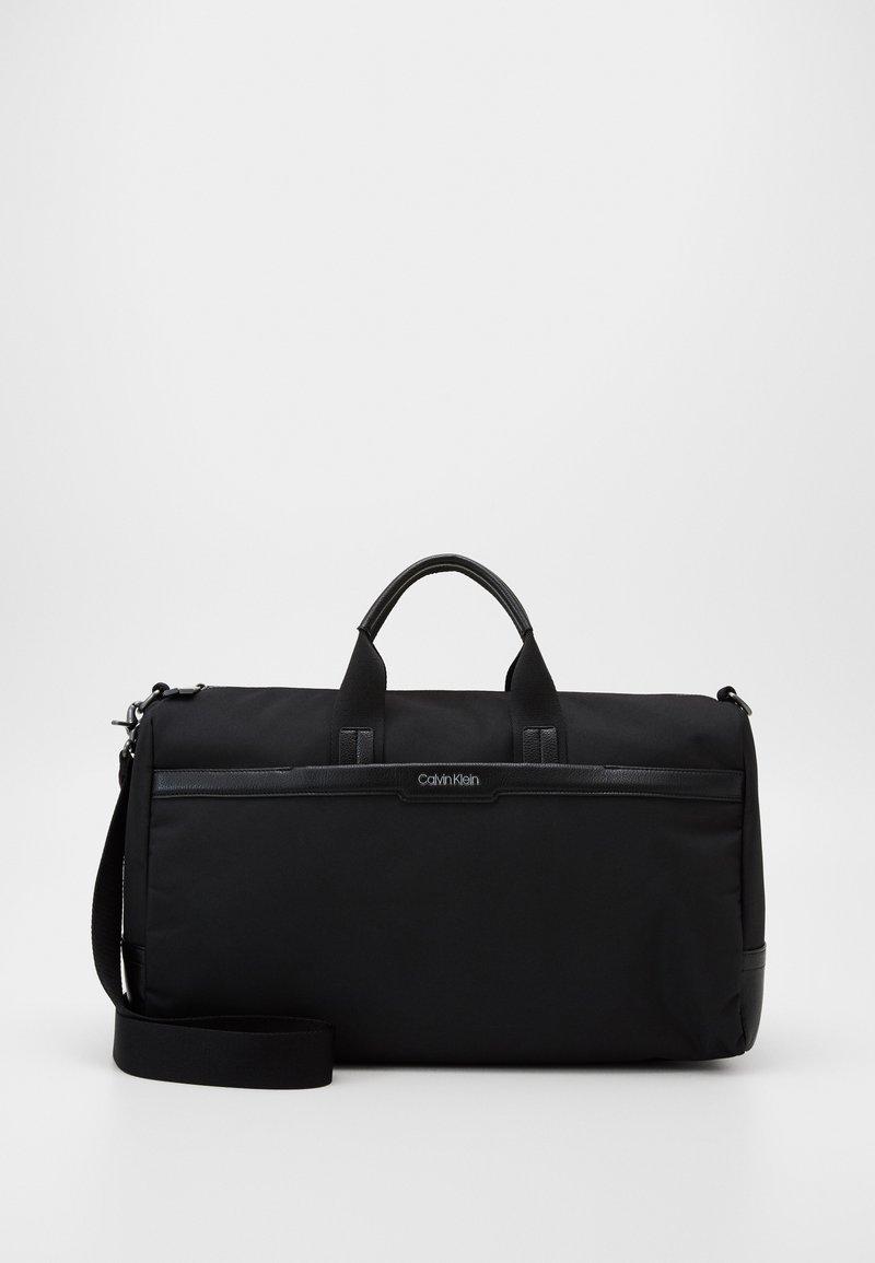 Calvin Klein - GYM DUFFLE - Sac week-end - black