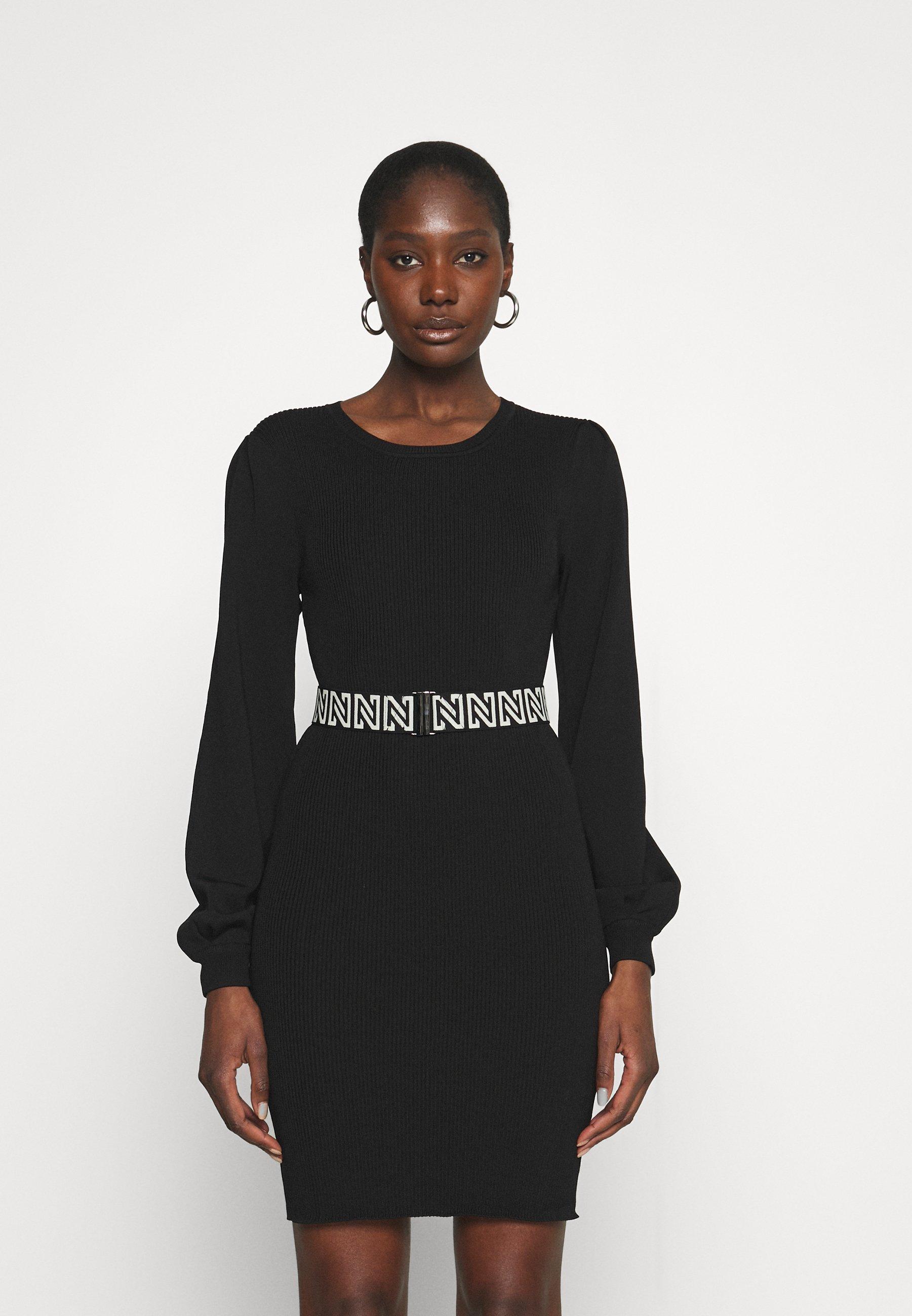 Femme PLUM DRESS - Robe pull