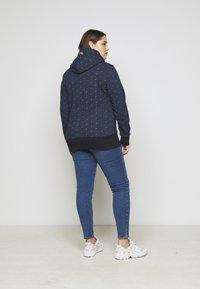 Ragwear Plus - CHELSEA - Sweatshirt - navy - 2