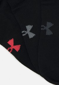 Under Armour - WOMENS ESSENTIAL 6 PACK - Sports socks - black - 2