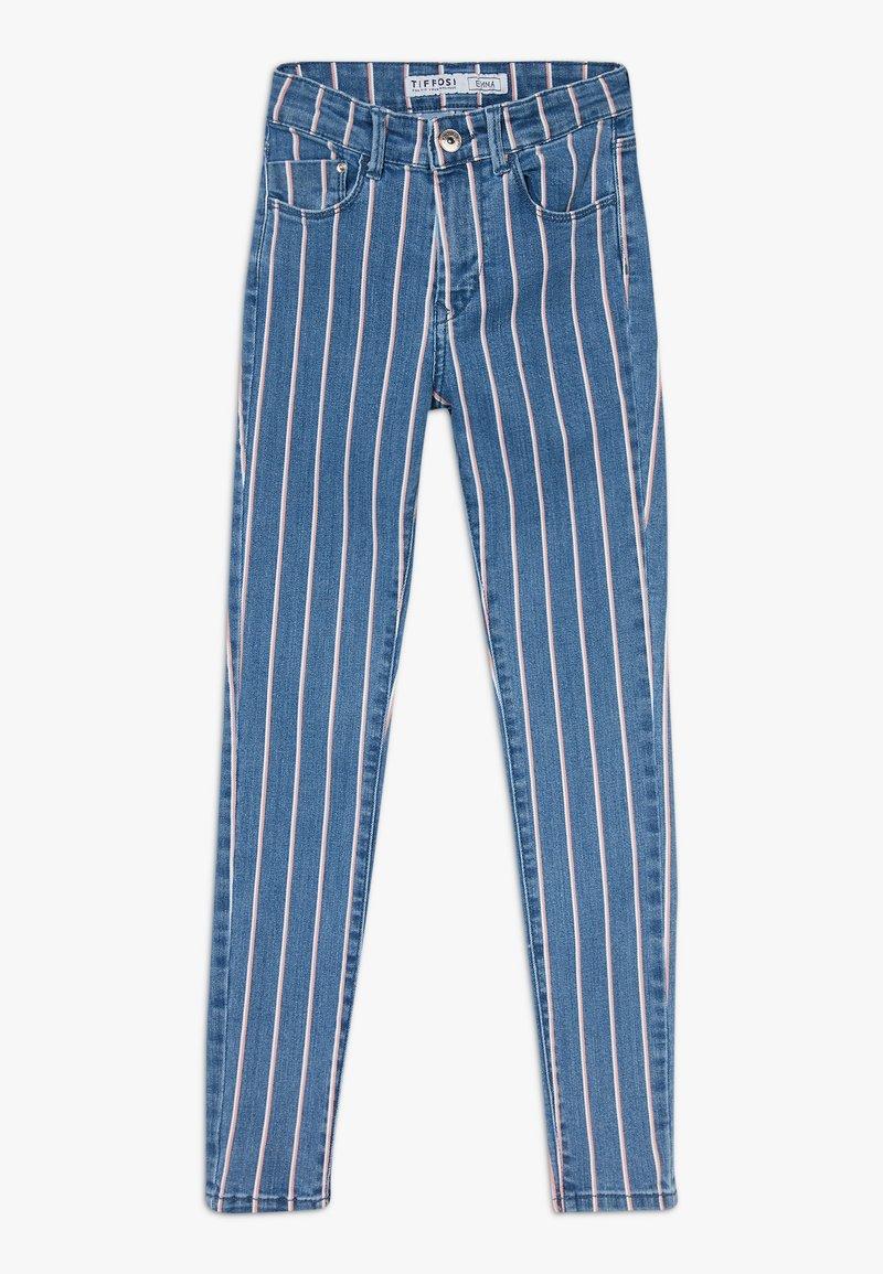 Tiffosi - EMMA - Jeans Skinny Fit - denim light indigo