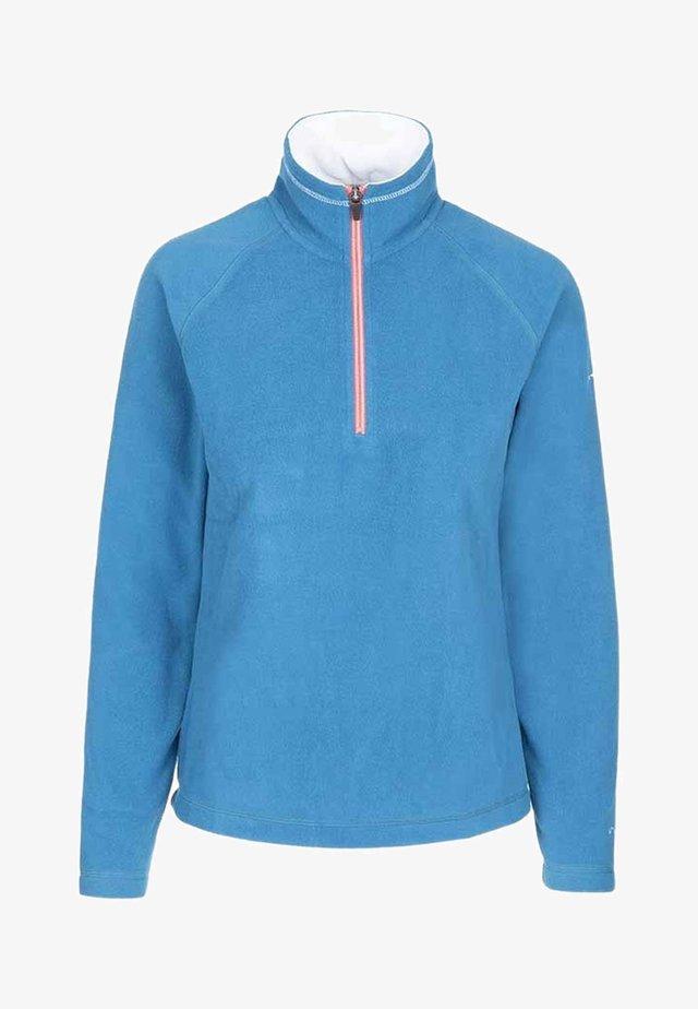 Fleece jumper - blue