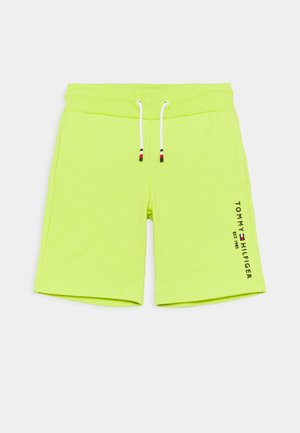ESSENTIAL - Tracksuit bottoms - sour lime