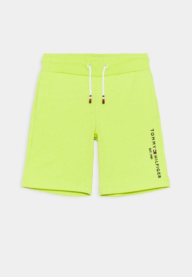 ESSENTIAL - Pantalon de survêtement - sour lime