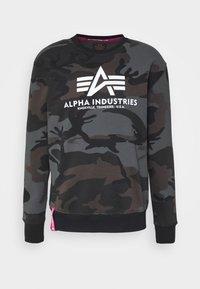 Alpha Industries - Felpa - black - 4