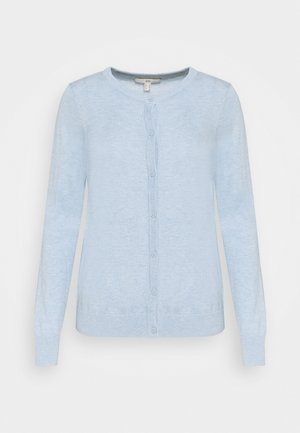 Cardigan - light blue lavender
