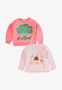 Cigit - 2PACK - Sweatshirt - light pink - 0