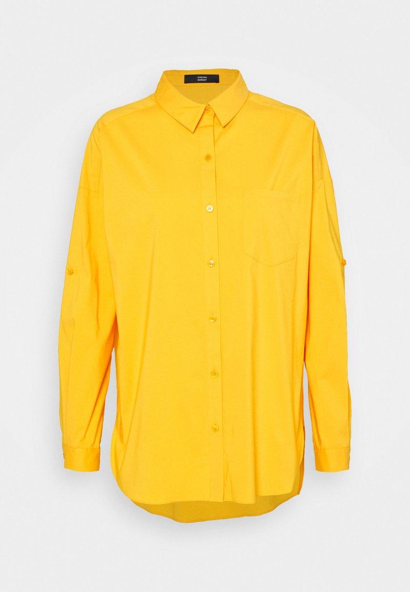 Steffen Schraut - NADJA BLOUSE - Button-down blouse - sun