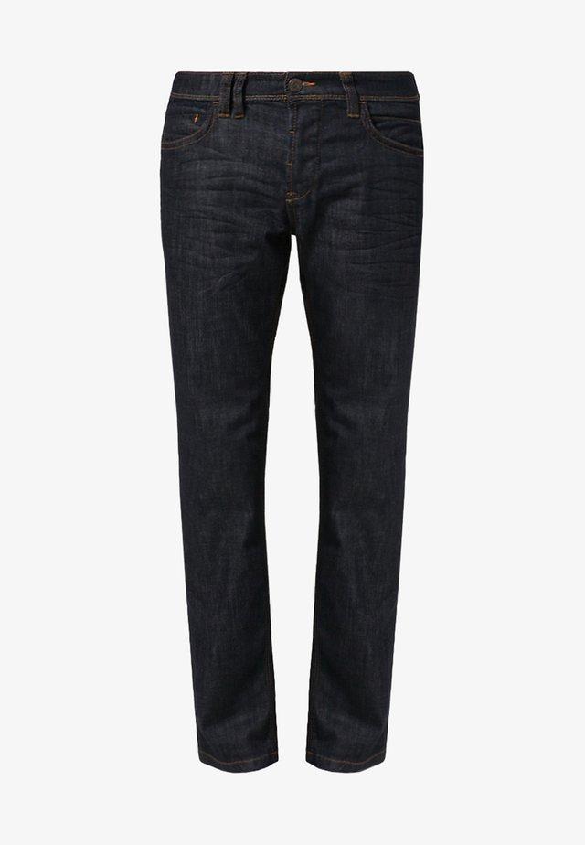 Straight leg jeans - raw