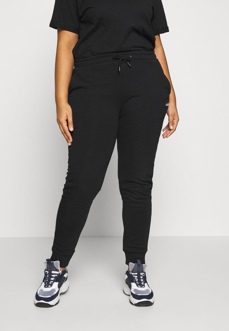 Fila Plus - EIDER PANT - Pantaloni sportivi - black
