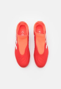 adidas Performance - COPA SENSE.3 LL FG UNISEX - Moulded stud football boots - red/footwear white/solar red - 3