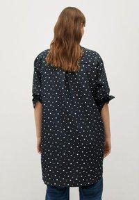 Violeta by Mango - Button-down blouse - marineblau - 2