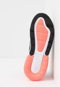 Nike Sportswear - AIR MAX 270  - Sneakers - gunsmoke/hot punch/black/white - 5