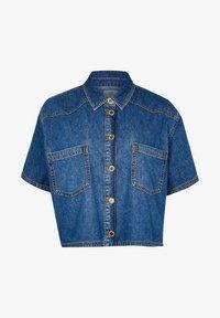 River Island Petite - Denim jacket - blue - 0