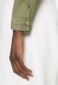 ALIGNE - CATRINA - Denim jacket - khaki - 5